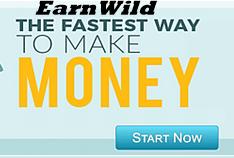 Login EarnWild Account Registration