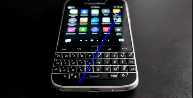 Latest Yahoo Mail APP for Blackberry Free Download