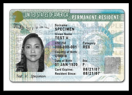 Apply For Resident Permit In USA