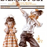 Saturday Evening Post - J.C. Leyendecker 1920