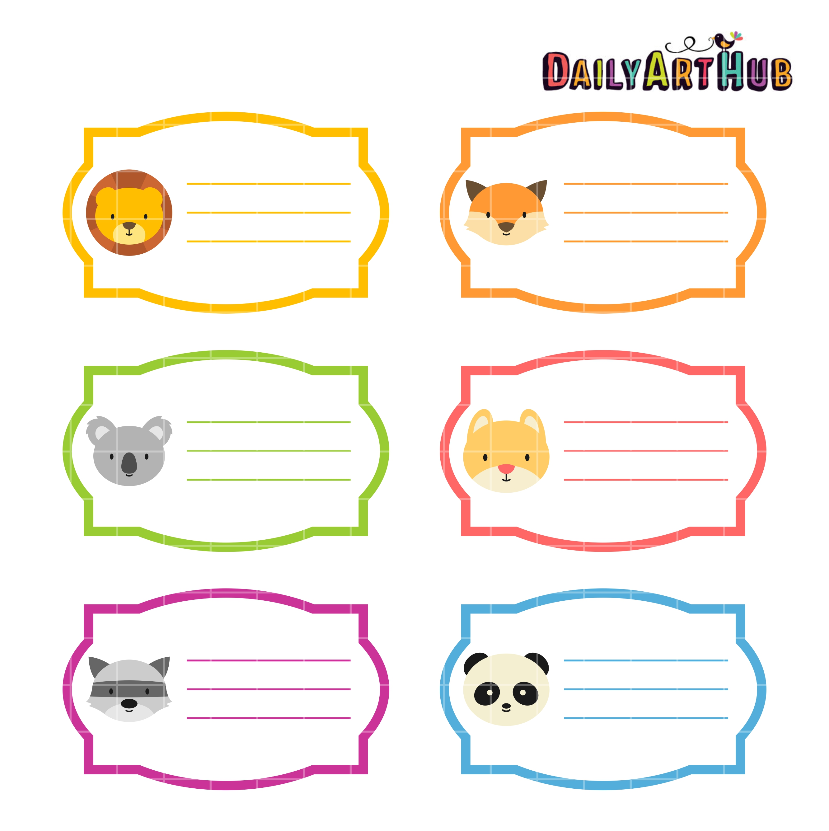 Owl Name Tags Clip Art Transparent Cartoon Free Cliparts