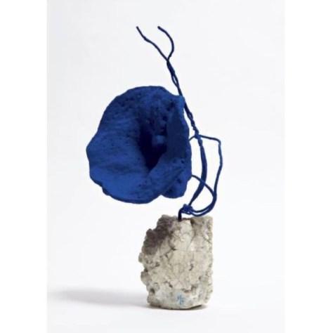 Yves Klein; 'Untitled (SE 161)', 1959 Blue Yves Klein