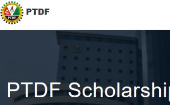 PTDF Undergraduate Scholarships