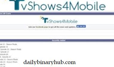 Tvshow4mobile