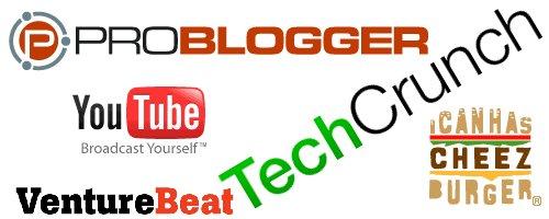 ways to brand blog or website