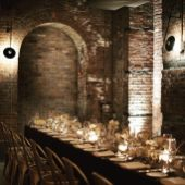 small wedding venues in brooklyn - the beek manny 6