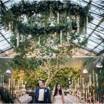 wedding venues in detroit - planterraconservatory 2