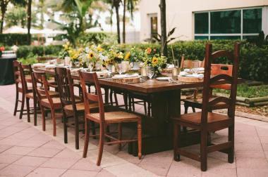 wedding venues in florida - bistro1001 5