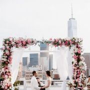 New York Wedding Venues - tribecarooftop 6