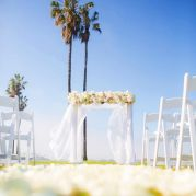 the most scenic wedding venues near Mission Bay Marina California