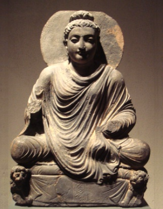 Realistic Buddha