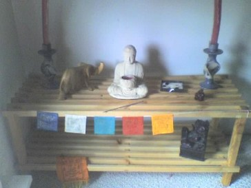 Reader Submitted Shrine #3