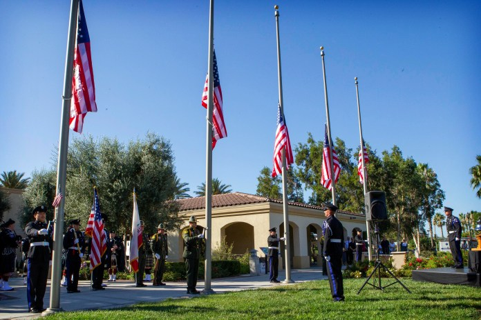Rancho Cucamonga 9/11 with memorable ceremony