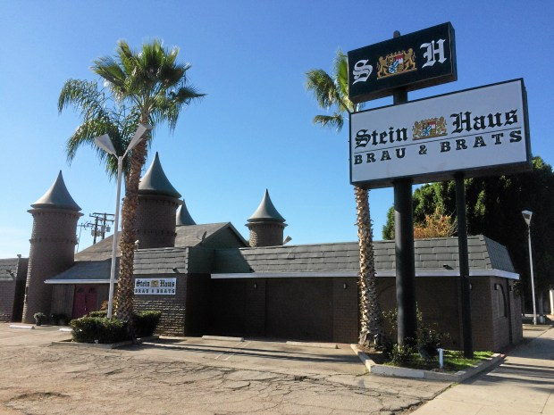 Bar Rescue Turns Pomona S Friar Tuck S Into Stein Haus Daily