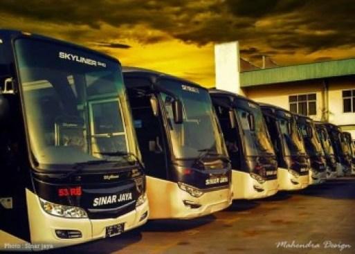 Kontak Agen Dan Harga Tiket Bus Sinar Jaya Rute Terbaru Nya Mei 2019