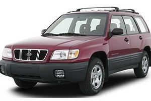 Forester I - 1997 to 2002