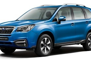 Forester IV - 2012 to 2017