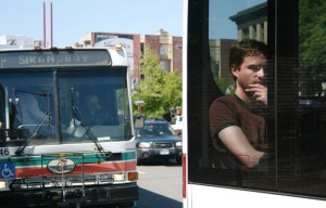 AC Transit was forced to cut costs in order to balance its budget.