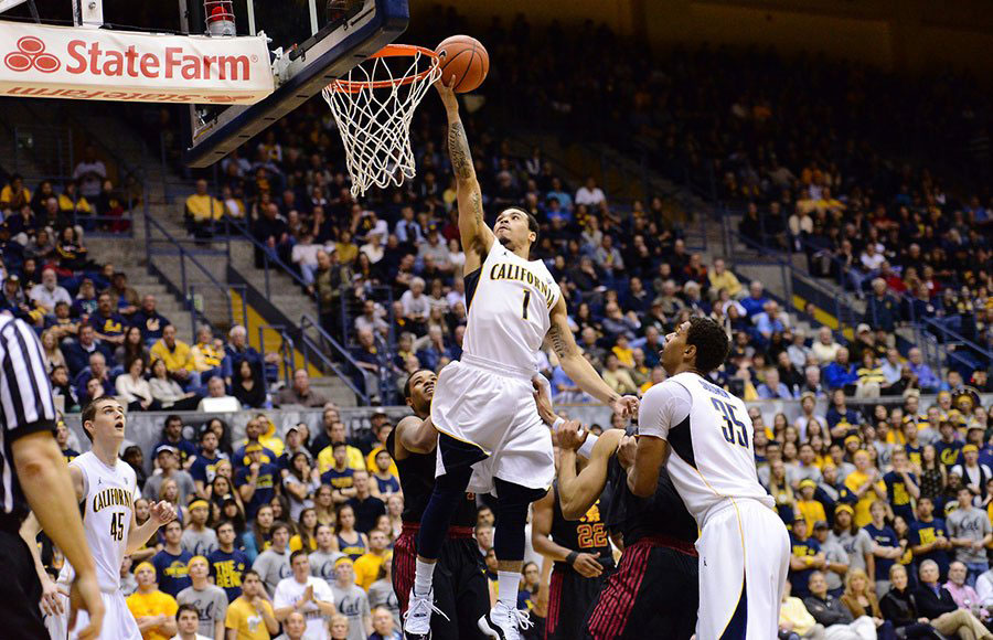 Cal men's basketball cruises past Coppin State, 83-64, in ...