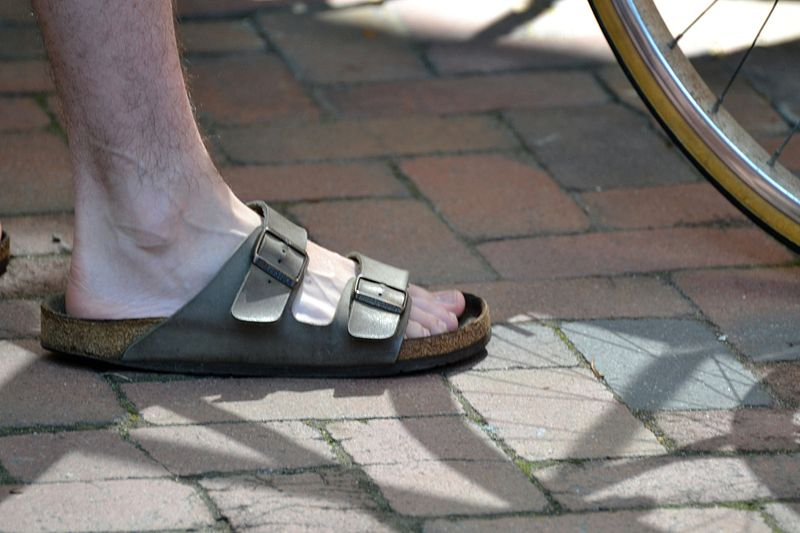 Berkeley footwear choices: Birkenstocks, boat shoes or