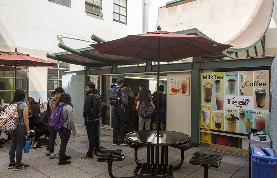 Tea 1 cafe opens in UC Berkeley's Cory Hall | The Daily Californian