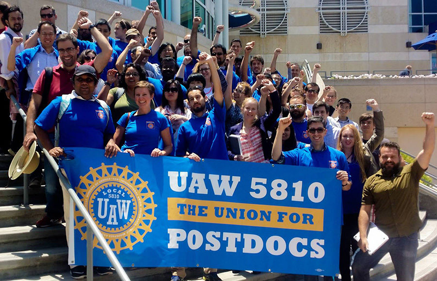 Postdoctoral researchers' union reaches tentative contract agreement