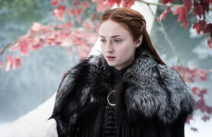 Sansa Stark in Game of Thrones