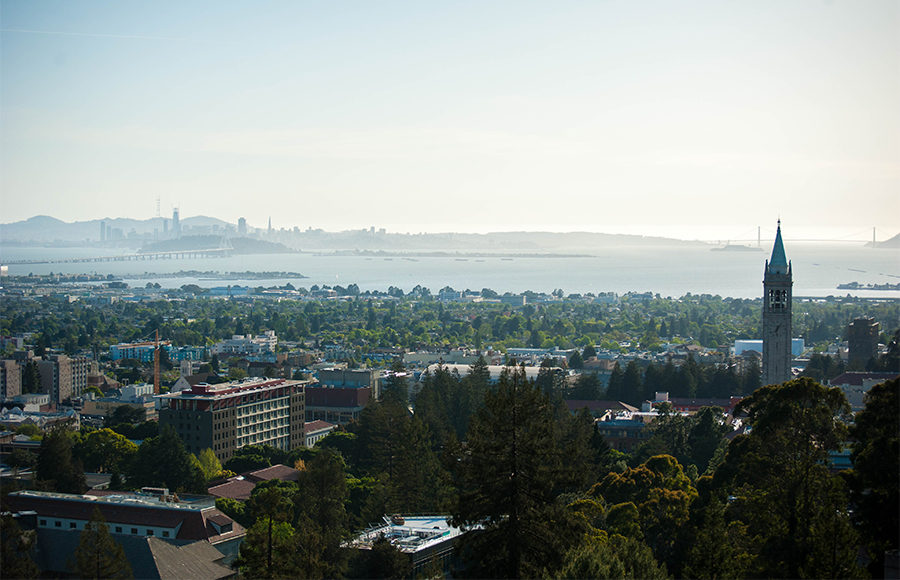 Berkeley ranks No  1 as most expensive college town in the