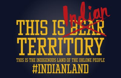This is Indian Territory sticker