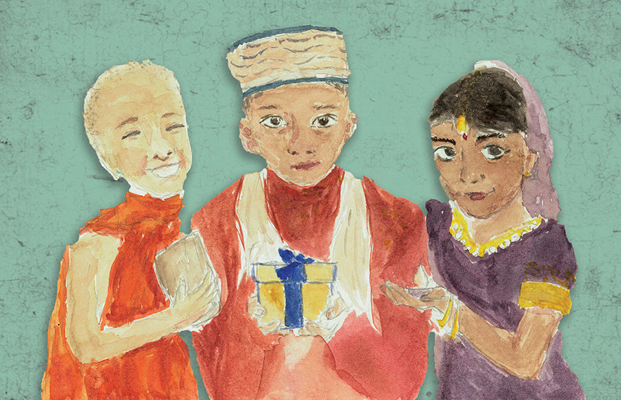A history on the tradition of gift-giving around the world