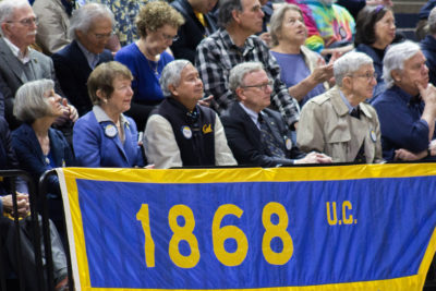 On March 23, alumni returned to UC Berkeley to celebrate the university's 150th birthday.