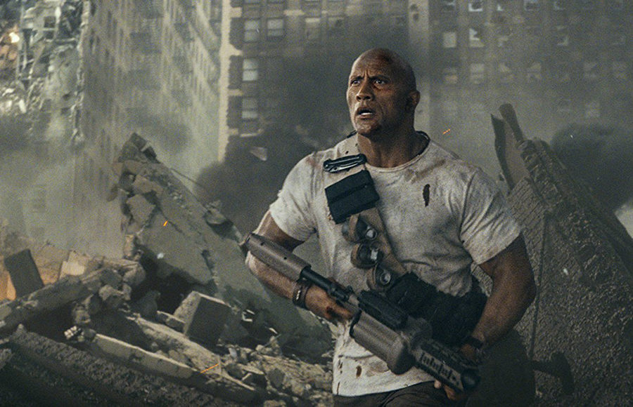 The Rock Goes Bananas In Sadistically Entertaining Rampage