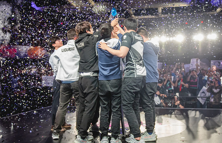 The state of the North American League of Legends Championship Series