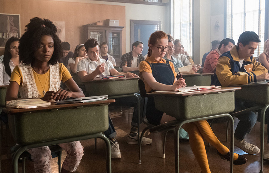 Riverdale Pays Homage To Every Pop Culture Reference In