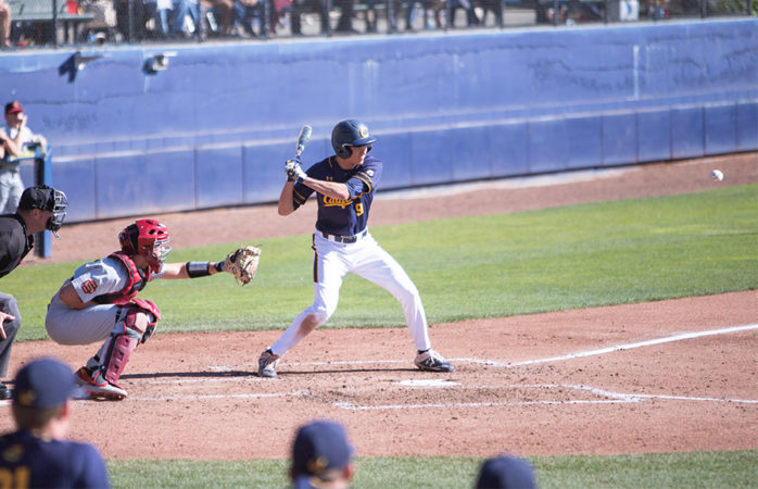 Cal baseball leaps in rankings after series against No. 1 UCLA