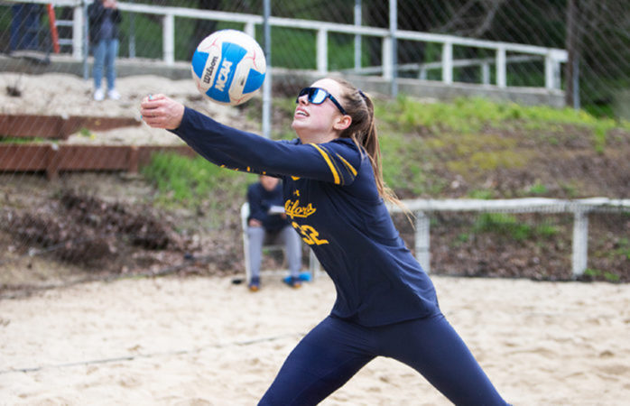 No. 10 Cal beach volleyball heads into Pac-12 championship after successful weekend