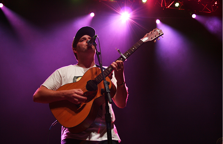 Mac DeMarco is just as eccentric as you would expect in San Francisco