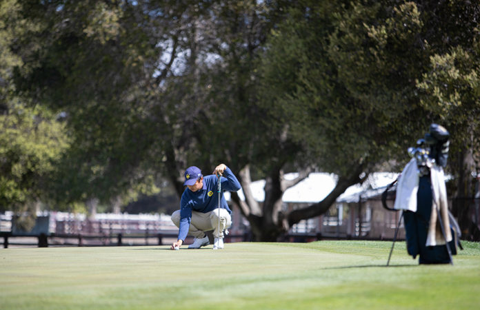 Cal men's golf finishes 4th at regionals, qualifies for NCAA Championships
