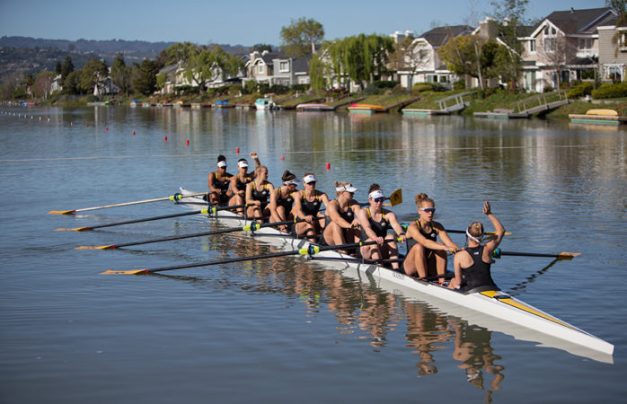 Cal rowing looks to take back Pac-12 championship from Washington