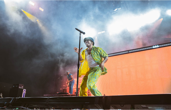 Our hearts don't stand a chance against Anderson .Paak's charm in San Francisco