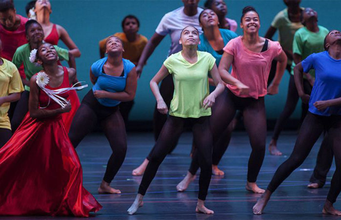 How Berkeley's AileyCamp enriches the lives of local children through dance