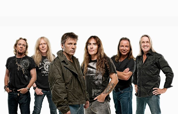 Iron Maiden brings a slew of theatrics (and fire) to Legacy of the Beast tour