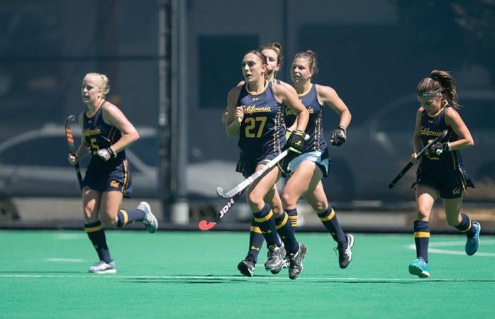 Cal field hockey prepares to face even more ranked opponents