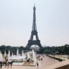 Photo of Eiffel Tower Paris for travel blog