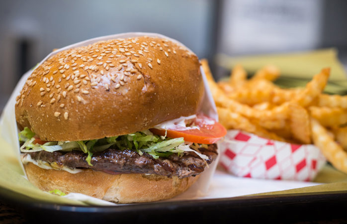 Happy Cheeseburger Day! Here are the best vegetarian-friendly restaurants