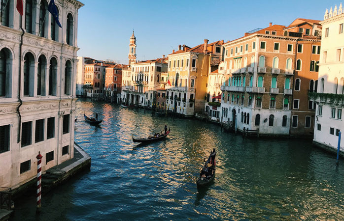 My magical weekend in Venice