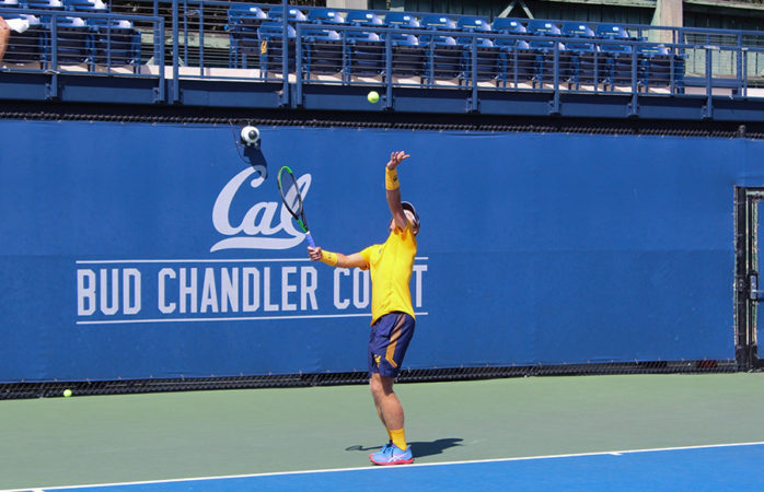 Going the distance: Cal men's tennis crowned champions in Santa Barbara