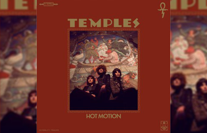 Temples' 'Hot Motion' is aesthetically pleasing, but insubstantial