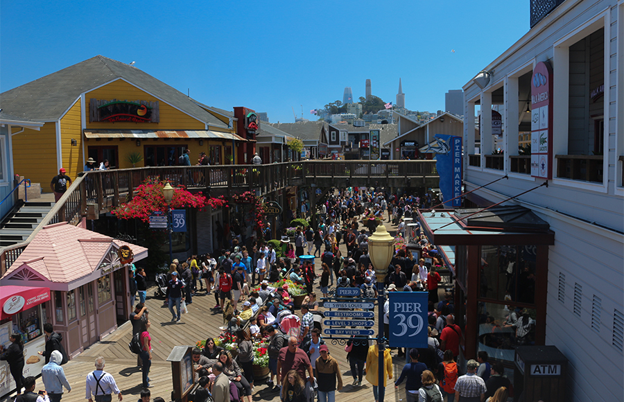 The sweet escape: 5 sweet treats to try on Pier 39