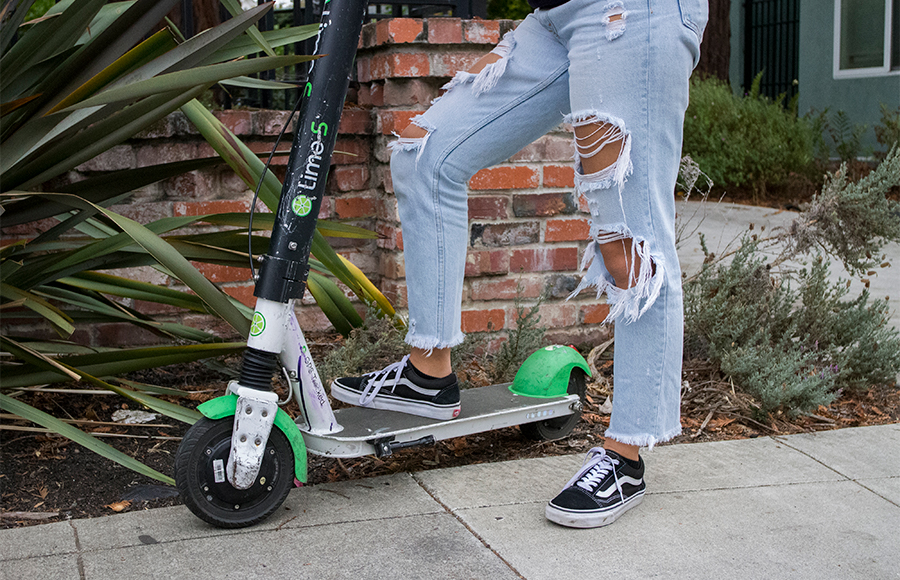 Bay Area cities seek more regulation for electric scooters